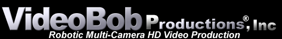 VideoBob – Robotic Multi-Camera HD Production
